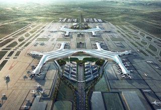 """天府国际机场设计出炉 2020年乘客将这样""""赶飞机"""""""
