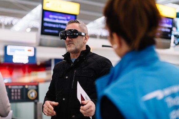 試點VR,英航客戶在機場可獲360°商務艙體驗