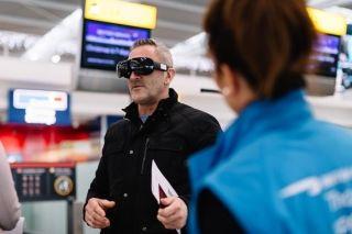 试点VR,英航客户在机场可获360°商务舱体验