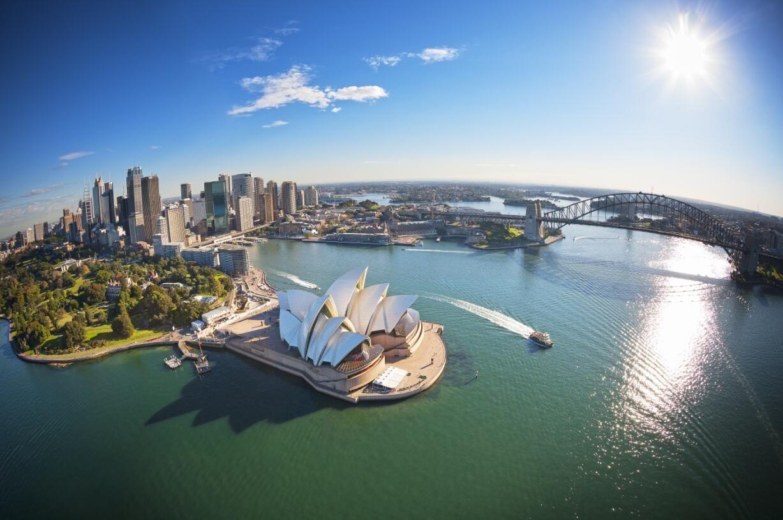 图:悉尼风景图    新南威尔士州旅游局供图