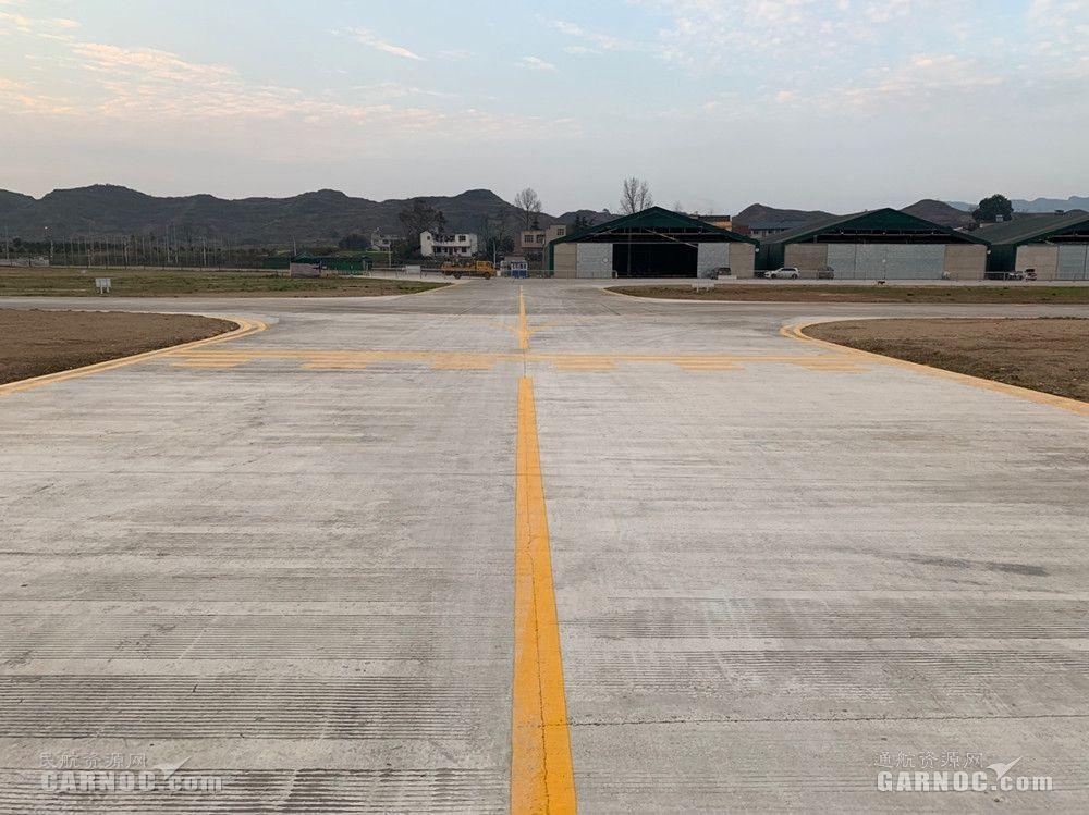 贵州首个!黄平旧州通用机场获颁使用许可证