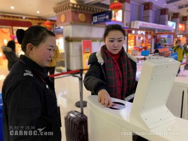 """云南省15个机场全面进入""""刷脸""""登机时代"""