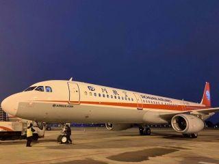 新机加盟 川航机队规模达148架
