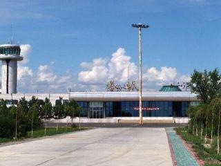 2020年元旦塔城機場旅客吞吐量同比增25.38%