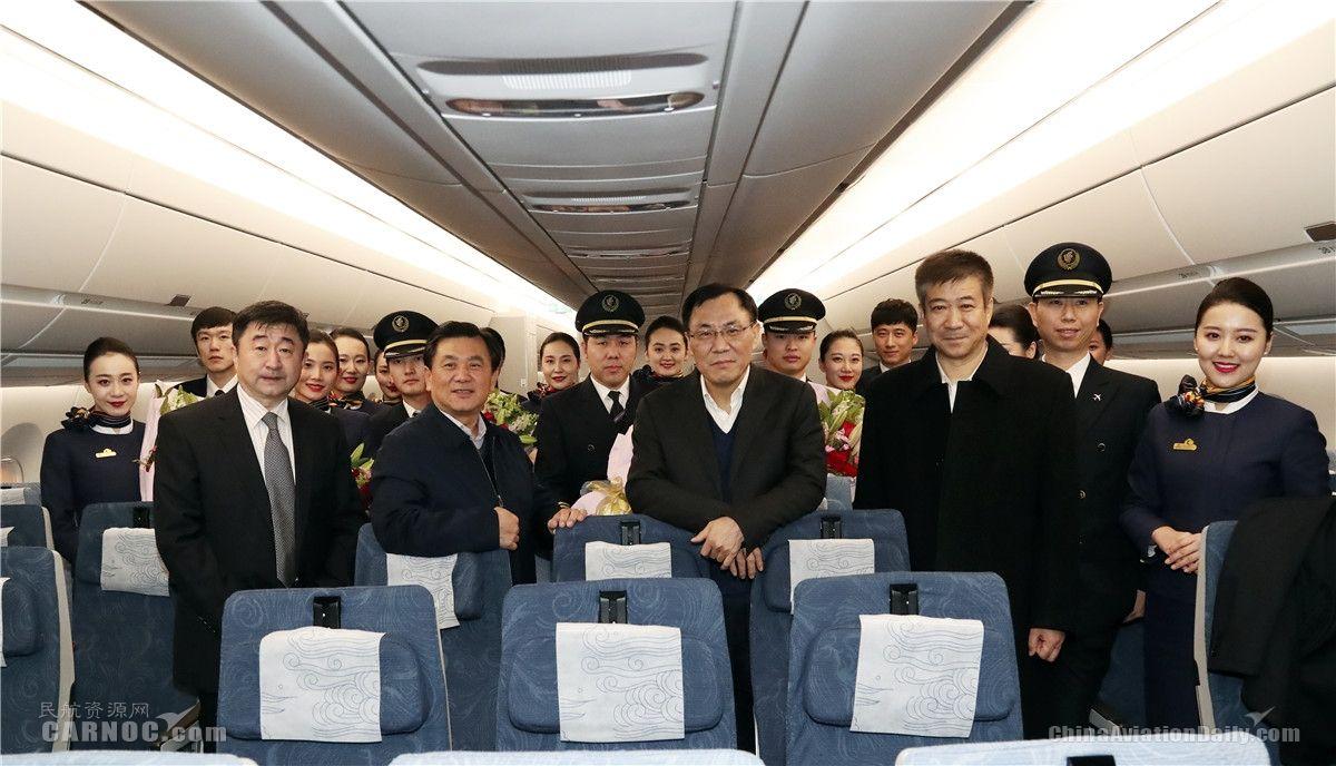 中国国航顺利实现2018安全年