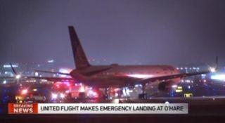 新年伊始 美联航连爆两起安全事故