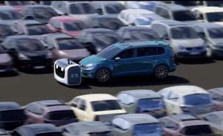 司机的福音!英机场将试点机器人代客泊车