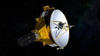 来自65亿公里外的祝福 人类航天器最远距离的飞越