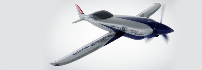 羅羅希望用世界上最快的電動飛機打破速度記錄