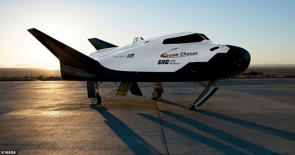 """NASA批准""""追梦者号""""微型航天飞机全面生产"""