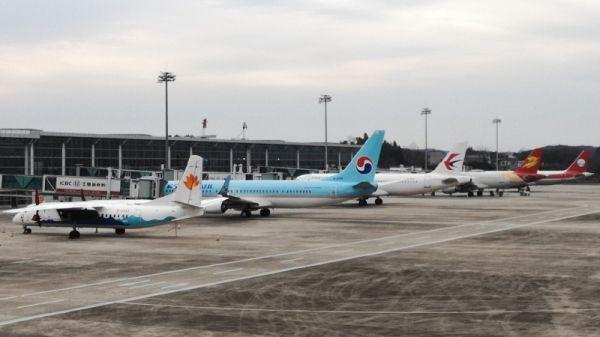 黄山机场元旦假期旅客吞吐量同比增长近两成