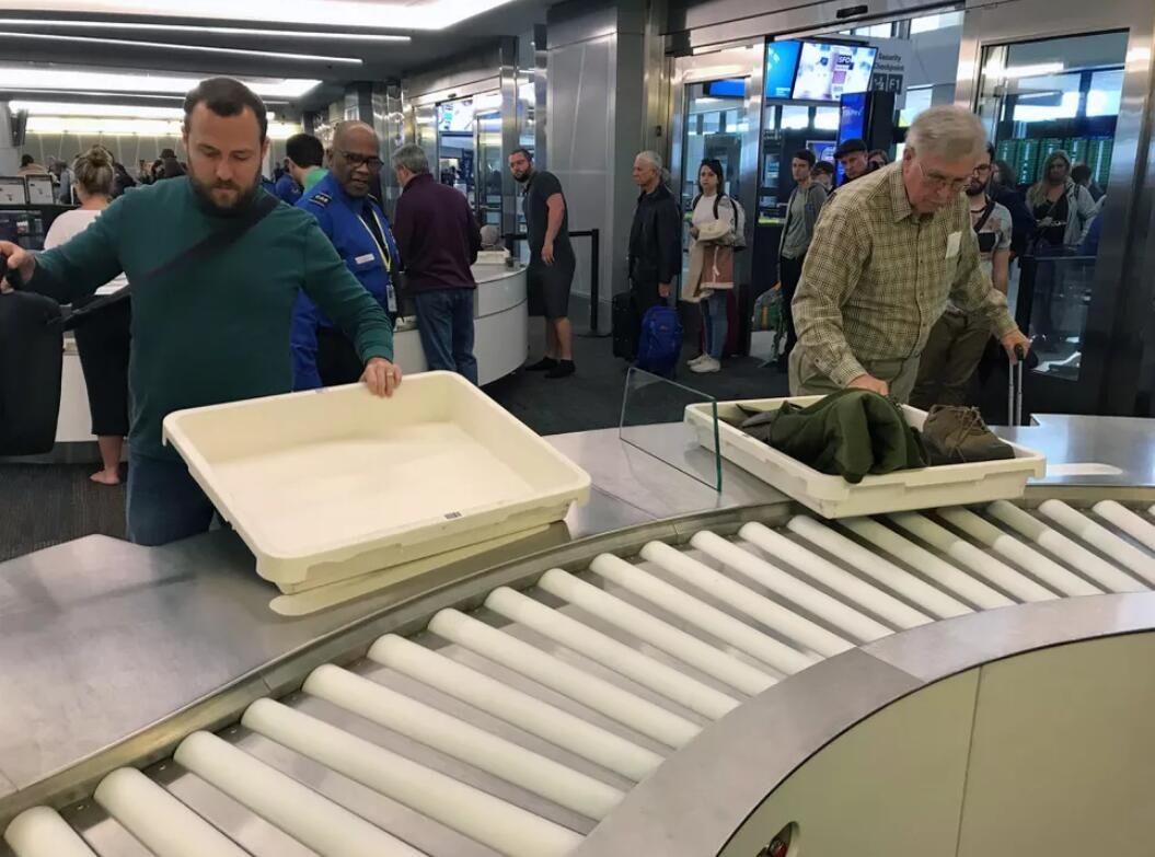 民航安检安保周报:美机场启用全新自动安检通道