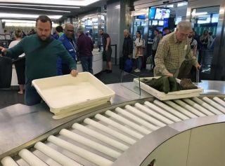民航安檢安保周報:美機場啟用全新自動安檢通道