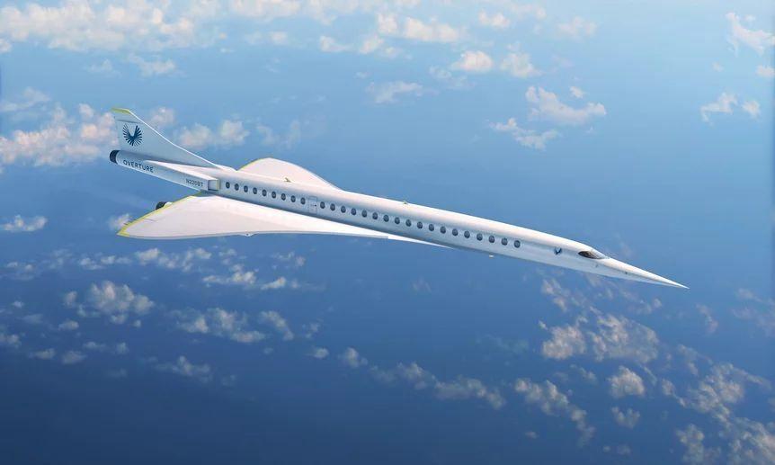獲1億美元融資的Boom將在今年測試超音速客機