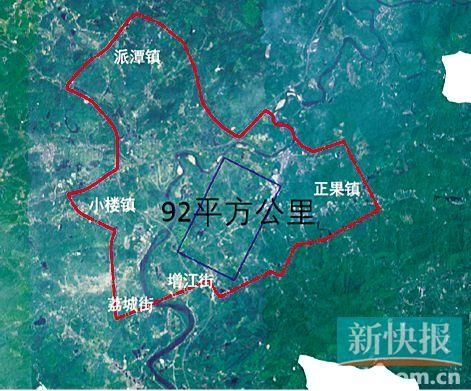 广州第二机场在正果? 官方回复:只是预选场址之一