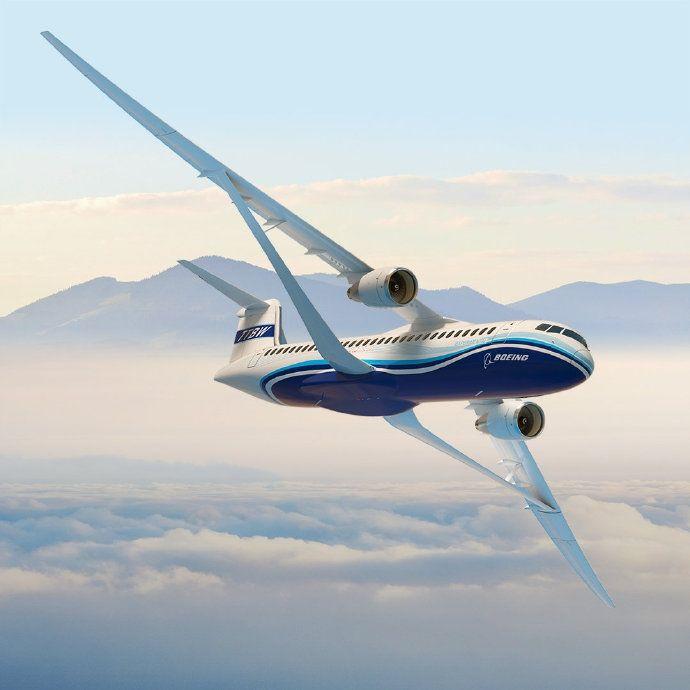 波音推出新型概念客机 巡航速度提升到0.8马赫