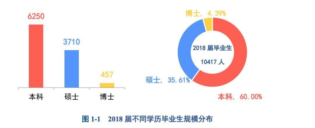重庆大学2018届毕业生就业情况