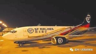 """溫州機場2018年連創六個""""歷史之最"""""""