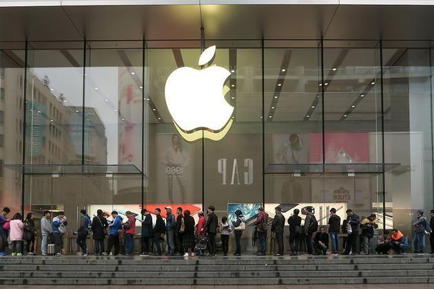 """美联航的""""苹果专线"""":苹果每年机票费1.5亿美元"""