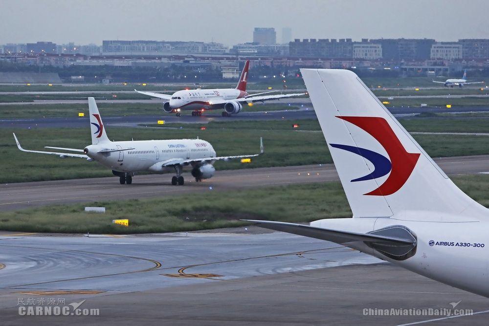 东航实行11.5万航班  全力保障2019年春运