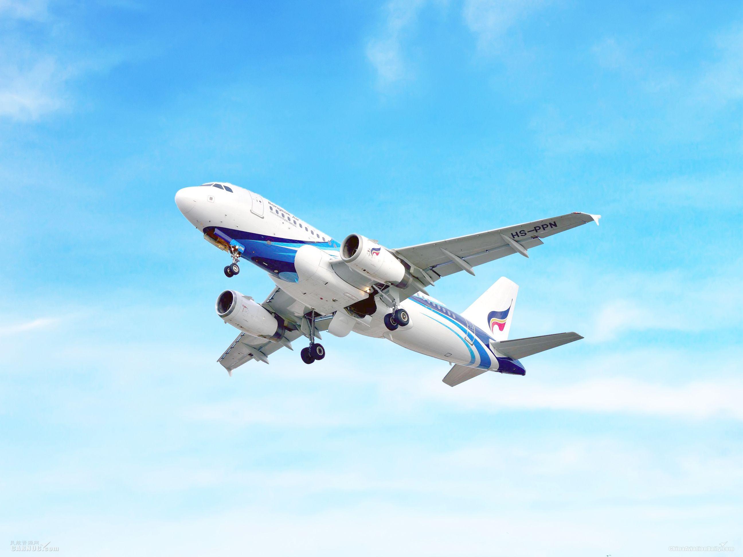曼谷航空開辟曼谷直飛芽莊專屬航線