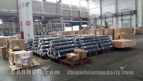 春运将至:南京机场货运保障部准备好了
