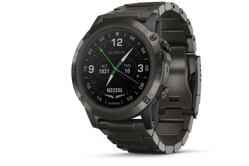 Garmin腕表再进化 除了是表还可飞行导航