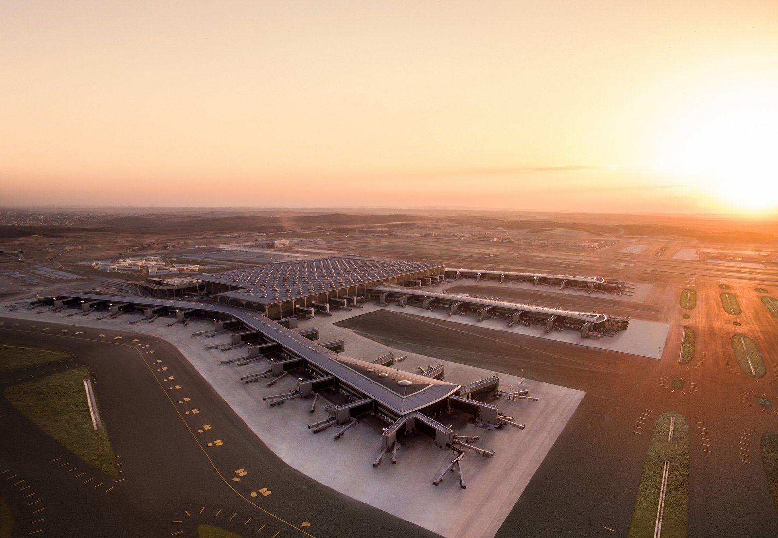 伊斯坦布尔机场群吞吐量破亿 现最大机场将关闭