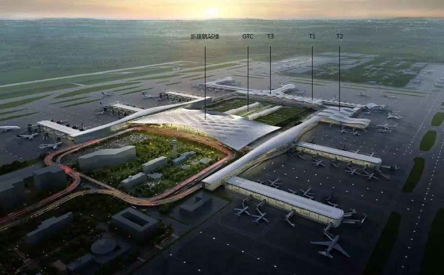 四型机场示范项目:杭州萧山机场智慧大数据