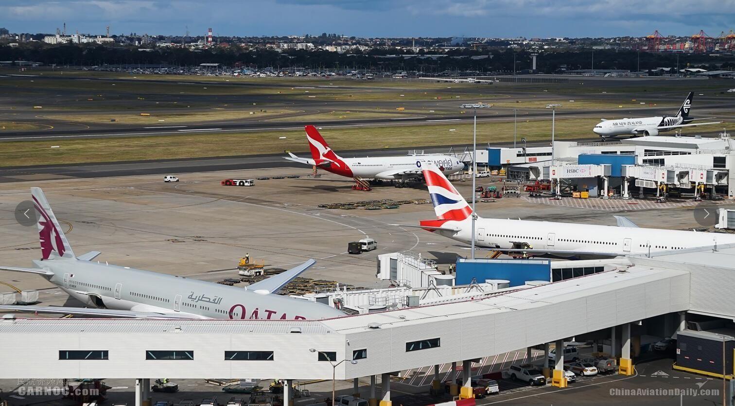 管制员请病假 悉尼机场取消40趟航班