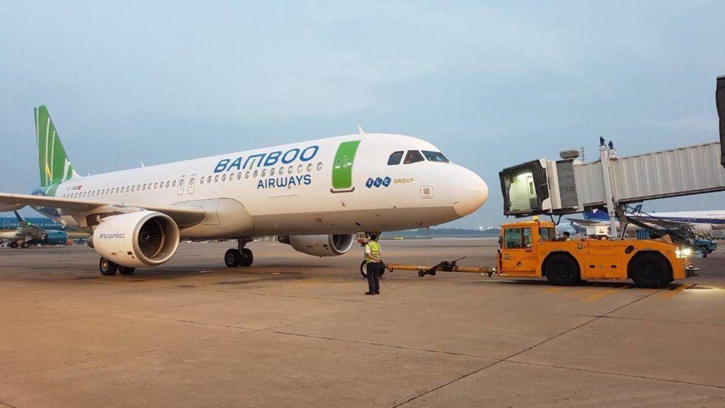 越南第五家航空公司——越竹航空正式启航运营