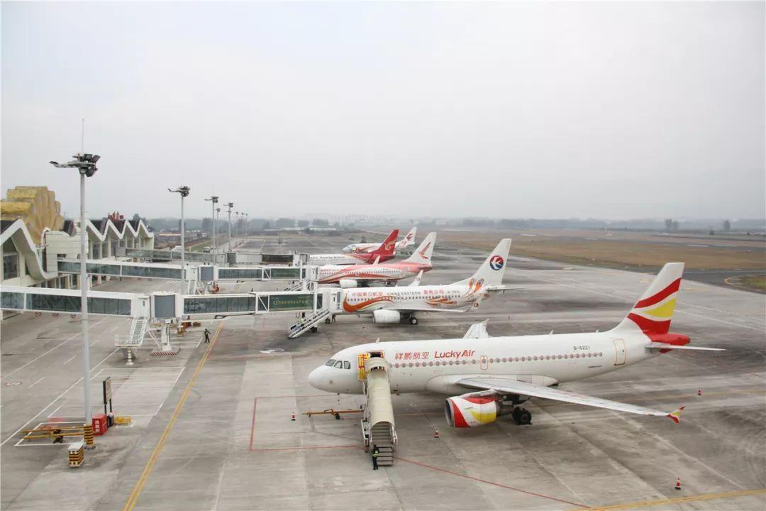 全国第一,昆明机场南亚东南亚通航点达34个!
