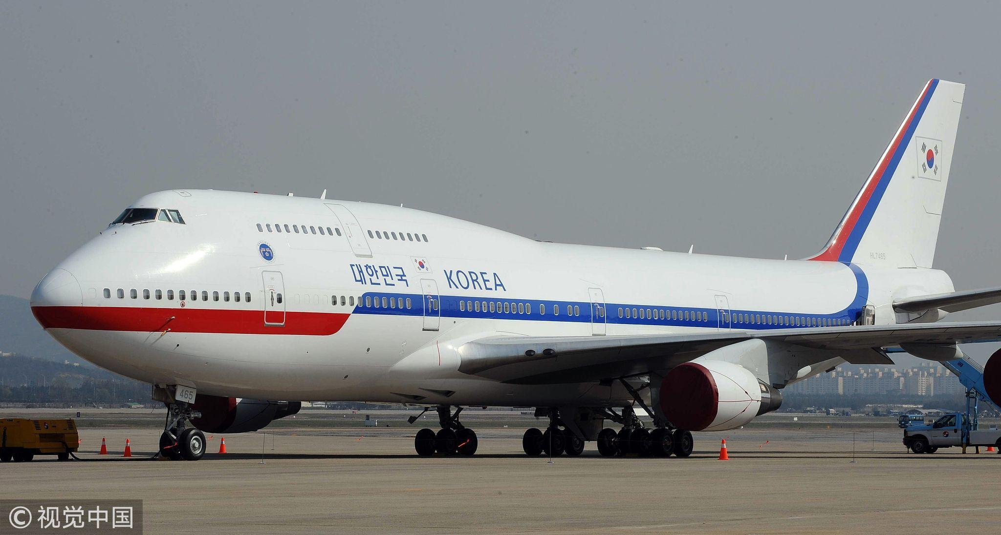 韩国选择747-8为下一代政府专机 租赁自大韩航空