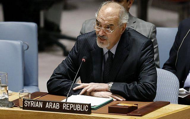 敘利亞:安理會如不出手 將襲擊特拉維夫機場