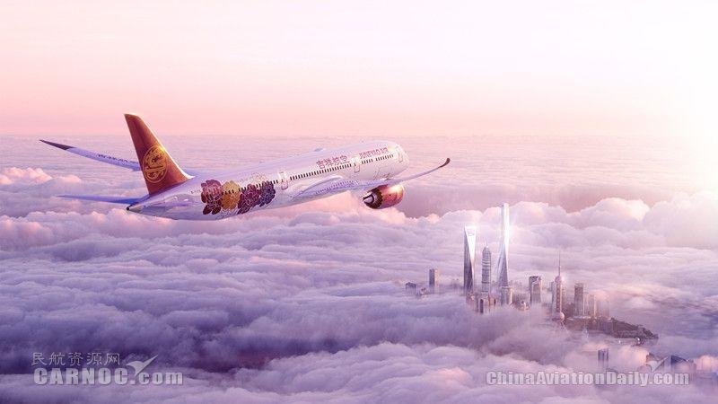 吉祥航空多点发力  稳步拓展国际市场