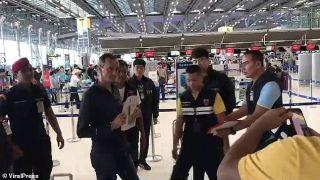 专偷机场行李惯犯被抓 称在全球27机场犯案