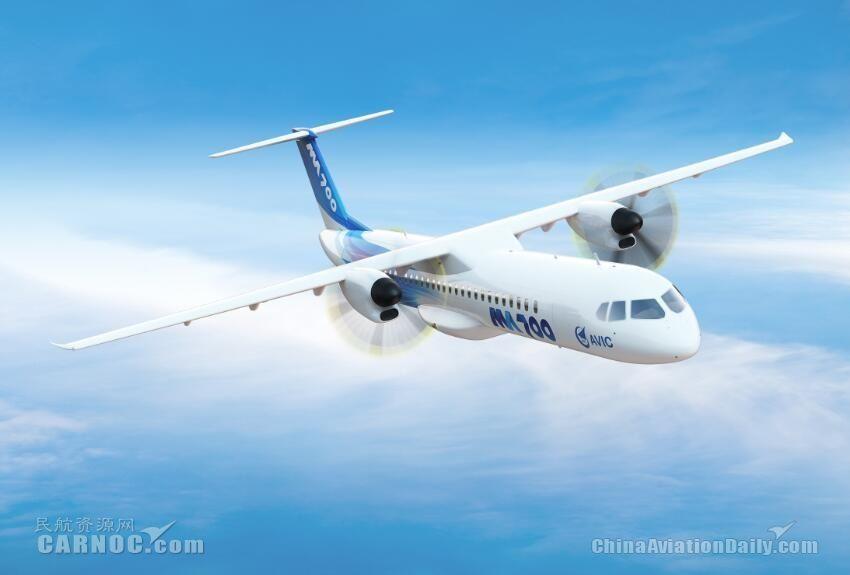 技术解密 | 新舟700飞机总设计师:六项关键技术打造核心竞争力