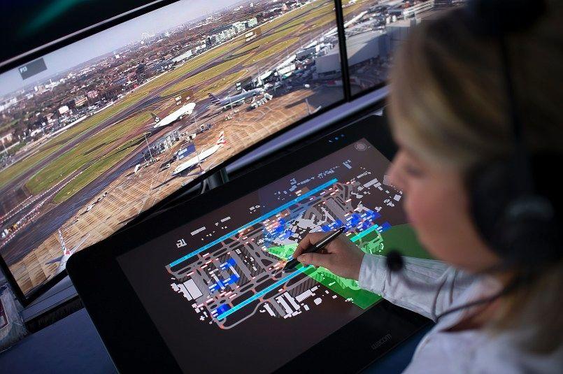 NATS在希思罗机场测试AI技术 或能减少航班延误