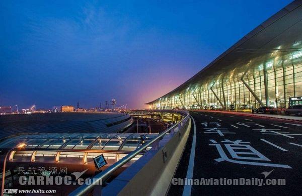 """南京禄口机场2020年7月开启""""双航站楼模式"""""""
