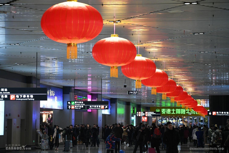 哈尔滨机场春运服务旅客保障实录