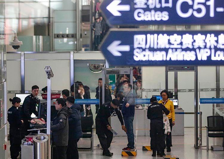 春運帷幕拉開 首都機場迎來客運小高峰