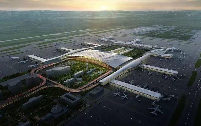 萧山机场三期新进展 机场高架最快四月开通