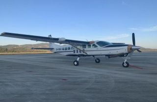 普洱航空引進一架賽斯納208B-EX飛機