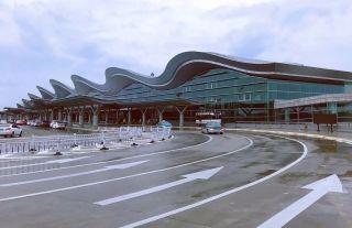 杭州萧山机场航班起降正常 道面机坪暂无积雪