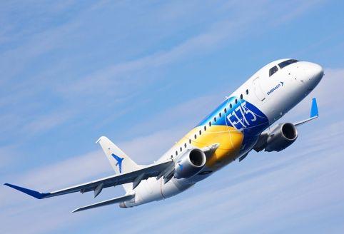 SkyWest航空确认订购9架E175客机