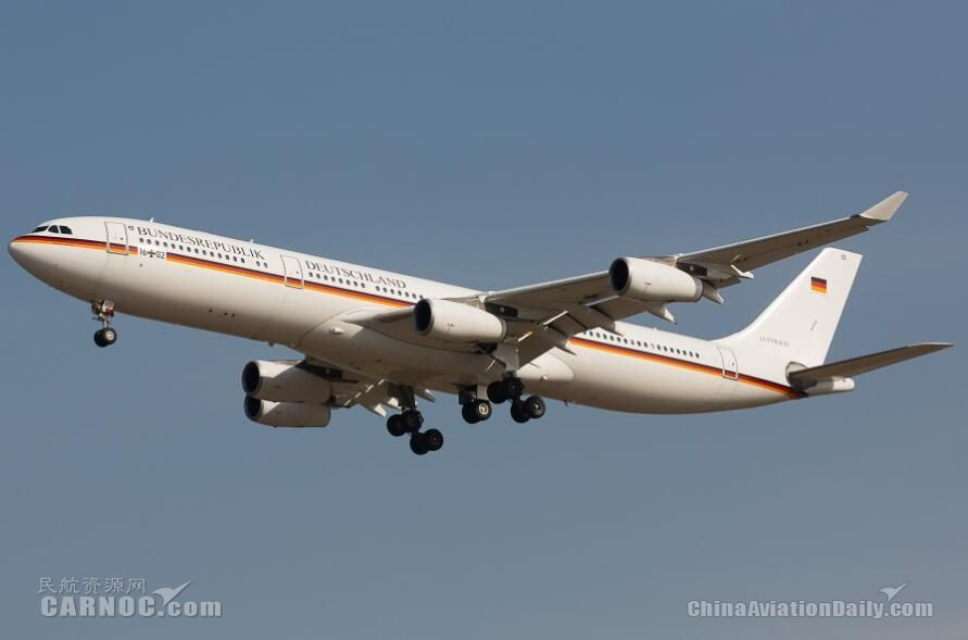 德国计划购买A350作为政府专机 替代A340飞机