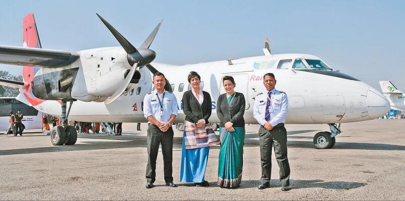 航空合作 中国与尼泊尔共建一带一路新亮点
