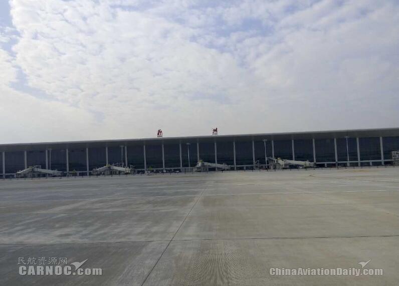 出游更快捷 郑州机场新开并加密多条定期客运航线