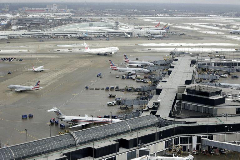 超越亞特蘭大 芝加哥成為美國起降數最繁忙機場