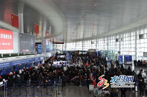 烟台机场春运再创新高  旅客吞吐量超百万